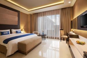 Asana Grove Hotel Yogyakarta, Hotely  Yogyakarta - big - 16