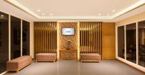 Asana Grove Hotel Yogyakarta, Отели  Джокьякарта - big - 9