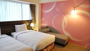 Caesar Park Hotel Taipei, Hotels  Taipei - big - 34