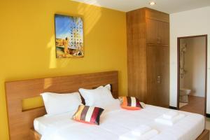 Krabi Cinta House, Hotely  Krabi town - big - 12