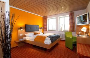 Hotel Waldhorn, Hotely  Kempten - big - 5