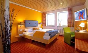 Hotel Waldhorn, Hotels  Kempten - big - 2