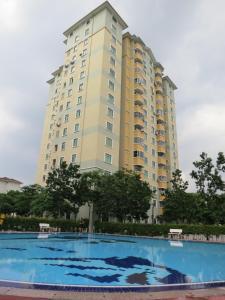 LSE @ Bayu Putri Private Apartment 1, Ferienwohnungen  Johor Bahru - big - 3