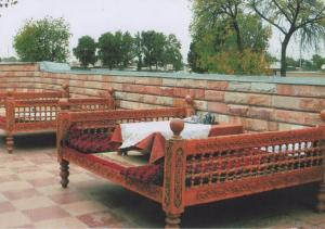 Diyor Hotel, Bed and Breakfasts  Samarkand - big - 8