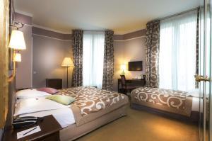 Prestige Triple Room