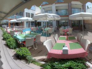 Marin-A Hotel, Hotely  Turgutreis - big - 30