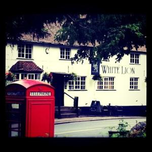 The White Lion Inn, Inns  Hampton in Arden - big - 32