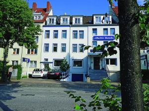 Stadt-gut-Hotel Baltic Hotel, Hotel  Lubecca - big - 27