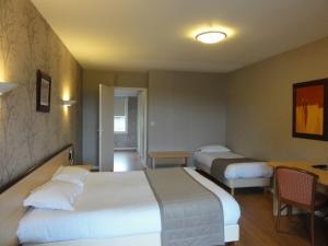 Inter-Hotel Saint-Malo Belem, Отели  Сен-Мало - big - 16