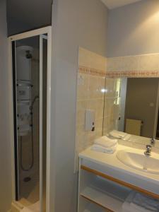 Inter-Hotel Saint-Malo Belem, Отели  Сен-Мало - big - 18