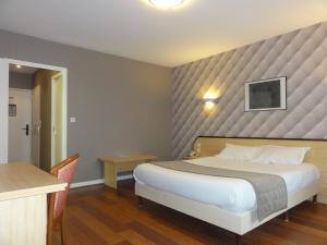 Inter-Hotel Saint-Malo Belem, Отели  Сен-Мало - big - 21
