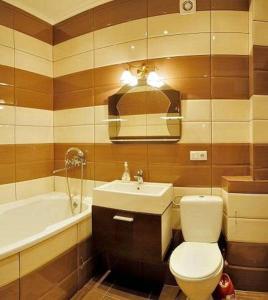 Nadiya Apartments 1, Apartmanok  Szumi - big - 8