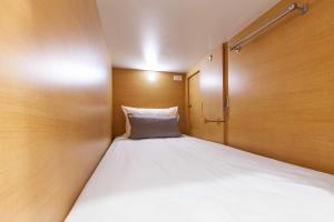 8 bedded dormitory