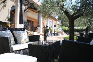 Bed and breakfast Villa Dobravac, B&B (nocľahy s raňajkami)  Rovinj - big - 37