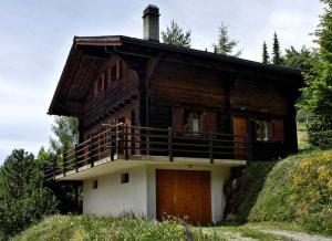 Chalet Puntjak, Horské chaty  Verbier - big - 15