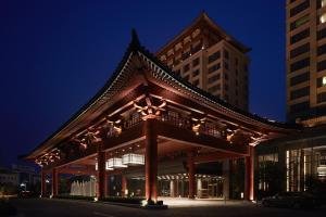 Shangri-La Hotel, Qufu, Szállodák  Csüfu - big - 11