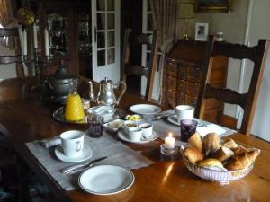 A la Bergerie, Bed and Breakfasts  Honfleur - big - 16