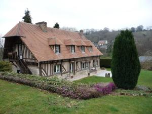 A la Bergerie, Bed and Breakfasts  Honfleur - big - 7