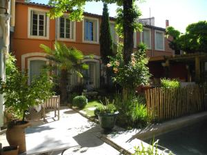 La Merci, Chambres d'hôtes, Bed & Breakfast  Montpellier - big - 51