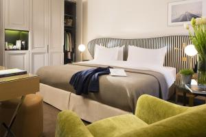 Deluxe Double Room with Free Access to Hamman