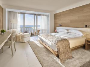 King Room with Balcony and Oceanfront View