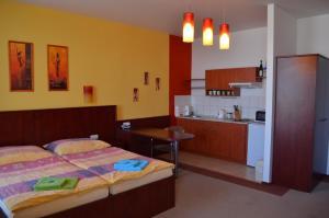 Residence Salvia, Apartmanok  Liberec - big - 17