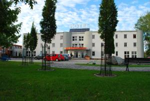 Hotel Kosmonauty Wrocław-Airport, Hotely  Vroclav - big - 30