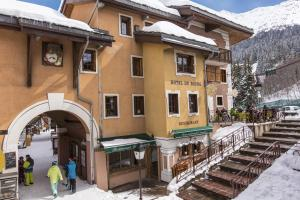 Hôtel du Bourg, Hotely  Valmorel - big - 39