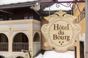 Hôtel du Bourg, Hotely  Valmorel - big - 28