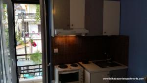 Lefkada Center Apartments, Apartments  Lefkada Town - big - 83