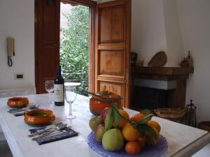 Vacanze Toscane In The Country, Apartmanok  Sassetta - big - 76