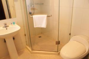 Budget double room - basement level