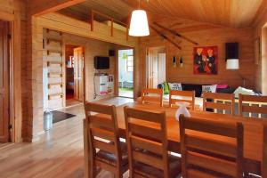 Holiday home Rønde 300 with Sauna and Terrace, Дома для отпуска  Рённе - big - 20