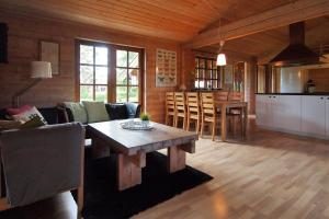 Holiday home Rønde 300 with Sauna and Terrace, Holiday homes  Rønde - big - 19