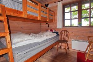 Holiday home Rønde 300 with Sauna and Terrace, Дома для отпуска  Рённе - big - 9