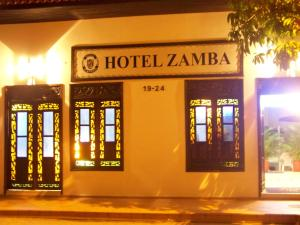 Hotel Zamba, Отели  Girardot - big - 21
