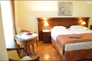 Radisson Blu Hotel Altstadt, Отели  Зальцбург - big - 2
