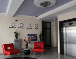 Hotel Kosmonauty Wrocław-Airport, Hotely  Vroclav - big - 50