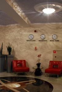 Hotel Kosmonauty Wrocław-Airport, Hotely  Vroclav - big - 54