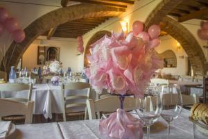 Casa Di Campagna In Toscana, Vidiecke domy  Sovicille - big - 124