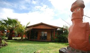 Cabañas Hinariru, Dovolenkové domy  Hanga Roa - big - 60