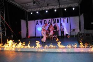 Andamati Hotel, Hotel  Grigoleti - big - 18