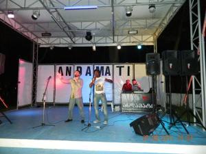 Andamati Hotel, Hotel  Grigoleti - big - 17