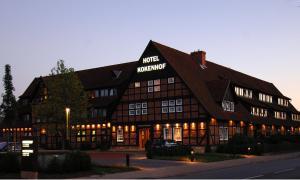 Hotel Kokenhof, Отели  Гроссбургведель - big - 29