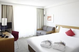 Novotel Toulouse Centre Compans Caffarelli, Hotel  Tolosa - big - 11