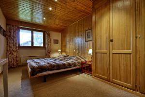 Three-Bedroom Apartment Botzatei 002, Apartmány  Verbier - big - 14