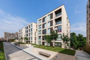 Pinnacle Residences - Central Cambridge, Apartmanok  Cambridge - big - 99