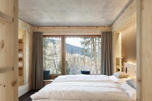Alpine Lodge Chesa al Parc, Apartmanok  Pontresina - big - 18