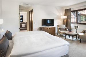 Hotel Kokenhof, Отели  Гроссбургведель - big - 3