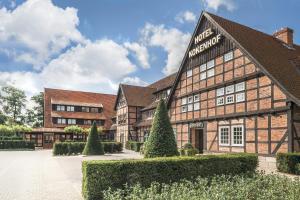 Hotel Kokenhof, Отели  Гроссбургведель - big - 10